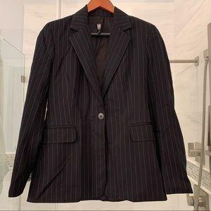 Laundry- Pinstripe Suit, Size 4